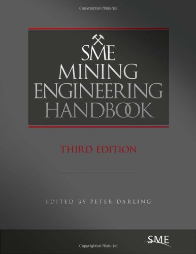 SME Mining Engineering Handbook (2 Volume Set)
