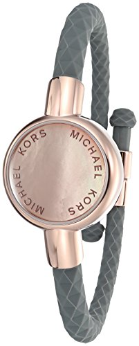 Michael-Kors-Access-Activity-Tracker-Crosby-Grey-Silicone-Rose-Gold-Bracelet