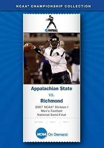 2007 NCAA(r) Division I  Men's Football National Semi-Final - Appalachian State vs. Richmond