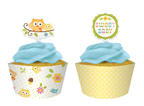 Baby Shower Cupcakes For Boys front-3868