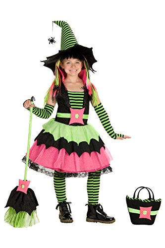 Spiderina Witch Costume