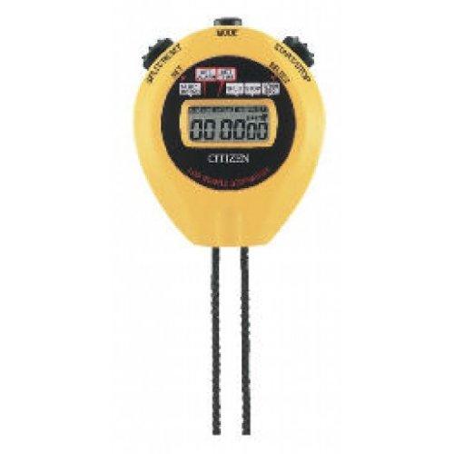 [Citizen] CITIZEN stopwatch MN 8RDA06-033 yellow