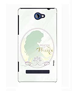 Pick Pattern Back Cover for HTC Windows Phone 8S