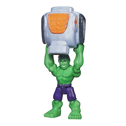 Playskool Heroes Marvel Super Hero Adventures Hulk Smash - 1