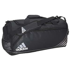 adidas Team Speed Large Duffel Bag, Black