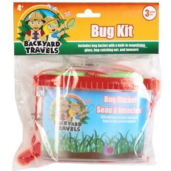 Backyard Travels Bug & Butterfly Kit- Colors May Vary