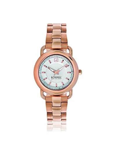 Sperry Women's 103258 Hayden Rose/Silver Stainless Steel Watch
