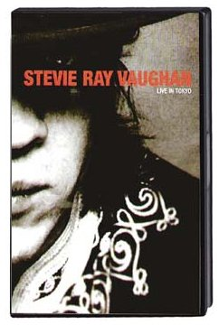 Stevie Ray Vaughan - Live In Tokyo [1985] [DVD]