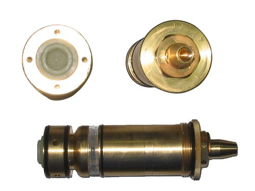 Grohe 47 111 000 Thermostat/Pressure Balance Valve Cartridge For Grohmix Thermostat 34 434, 34 436, 34 485 front-603165