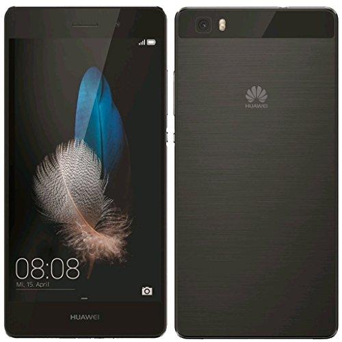 Huawei P8 Lite ALE-L21 16GB Gold, Dual Sim, 5-Inch, Unlocked Smartphone, International...