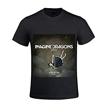 Imagine Dragons Clothing : imagine dragons dream jorgen odegard remix men t shirts round neck tee clothing ~ Hamham.info Haus und Dekorationen
