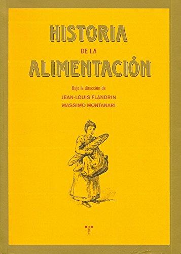HISTORIA DE LA ALIMENTACION