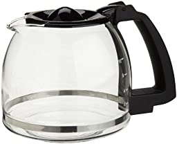 Capresso 10-Cup Glass Carafe with Lid for CoffeeTeam GS Coffee Maker by Capresso