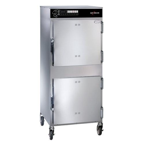 Alto-Shaam Slo Cook Hold And Smoker Oven, Double Deck, 100 Lb Capacity, Electric Control Alt1767Sk3