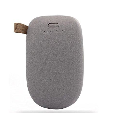 10400mAh Premium Aluminum Innovation Cobblestone External Battery Photo