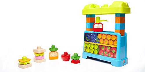 Fisher-Price Mega Bloks Lunch Box Market (Fisher Price Healthy Deluxe compare prices)