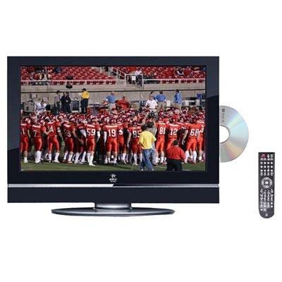 Pyle Home PTC32LC 32-Inch LCD HDTV with Built-in DVD Player (Black)