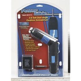 Power Glide 3.6 Volt Cordless Screwdriver (60101111)