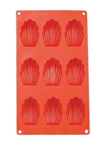 Lekue Silicone Flex Bakeware Madeleine Pan