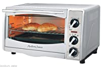 Andrew James White 18 Litre Mini Oven And Grill