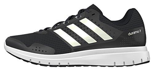 adidas Duramo 7, Scarpe Running Uomo, Nero (Black), 44 2/3 EU