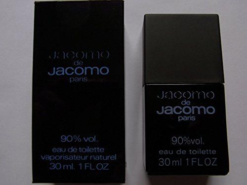 Jacomo de Jacomo Eau de Toilette Spray 30ml Vintage prima edizione