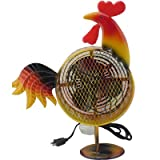 WBM HBM-7006 Himalayan Breeze Decorative Rooster Fan