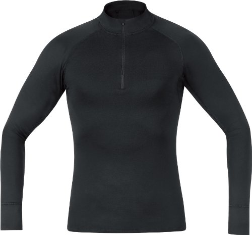 Gore Essential Running Wear Men's Base Layer Shirt Turtleneck