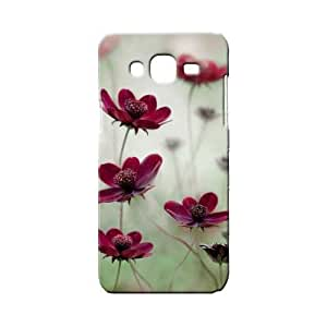 BLUEDIO Designer 3D Printed Back case cover for Samsung Galaxy E5 - G3968