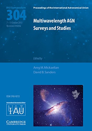 multiwavelength-agn-surveys-and-studies-iau-s304