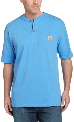 Carhartt Men's Shortsleeve Workwear Henley