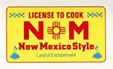 img - for License to Cook New Mexico Style (Stocking Stuffer Cookbook Book 2) book / textbook / text book