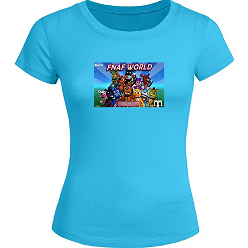 Five Nights at Freddy's For Ladies Womens T-shirt Tee Outlet