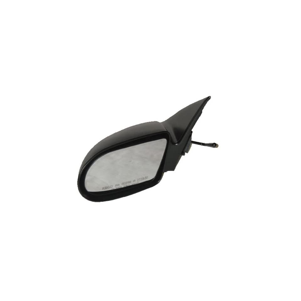 OE Replacement Chevrolet/Geo Driver Side Mirror Outside Rear View (Partslink Number GM1320270)