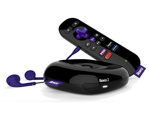 Roku 2 Streaming Media Player 2720XB (Certified Refurbished)