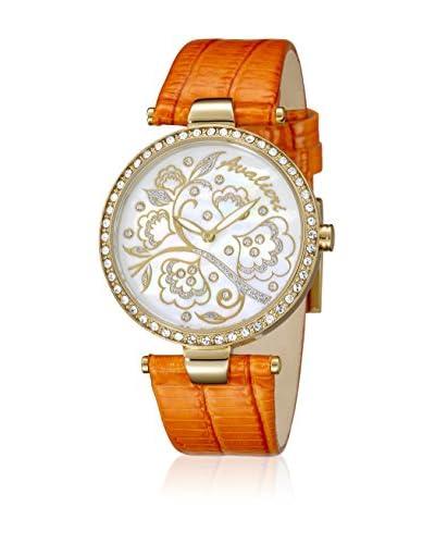 Avalieri Reloj de cuarzo  Naranja / Oro 36 mm