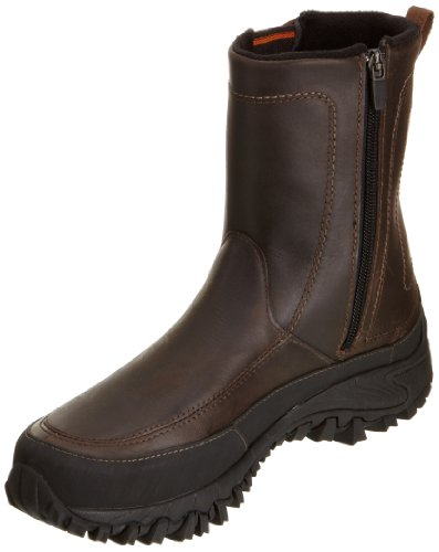 Merrell Men's Shiver Boot Wtpf Dark Earth Waterproof Boot J39573 10 UK, 44.5 EU