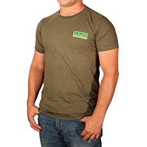 Primos Hunting Swamp Donkey T-Shirt, Moss Green, XX-Large