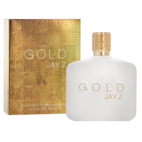 Jay Z Gold Eau de Toilette Vaporizzatore - 50 ml