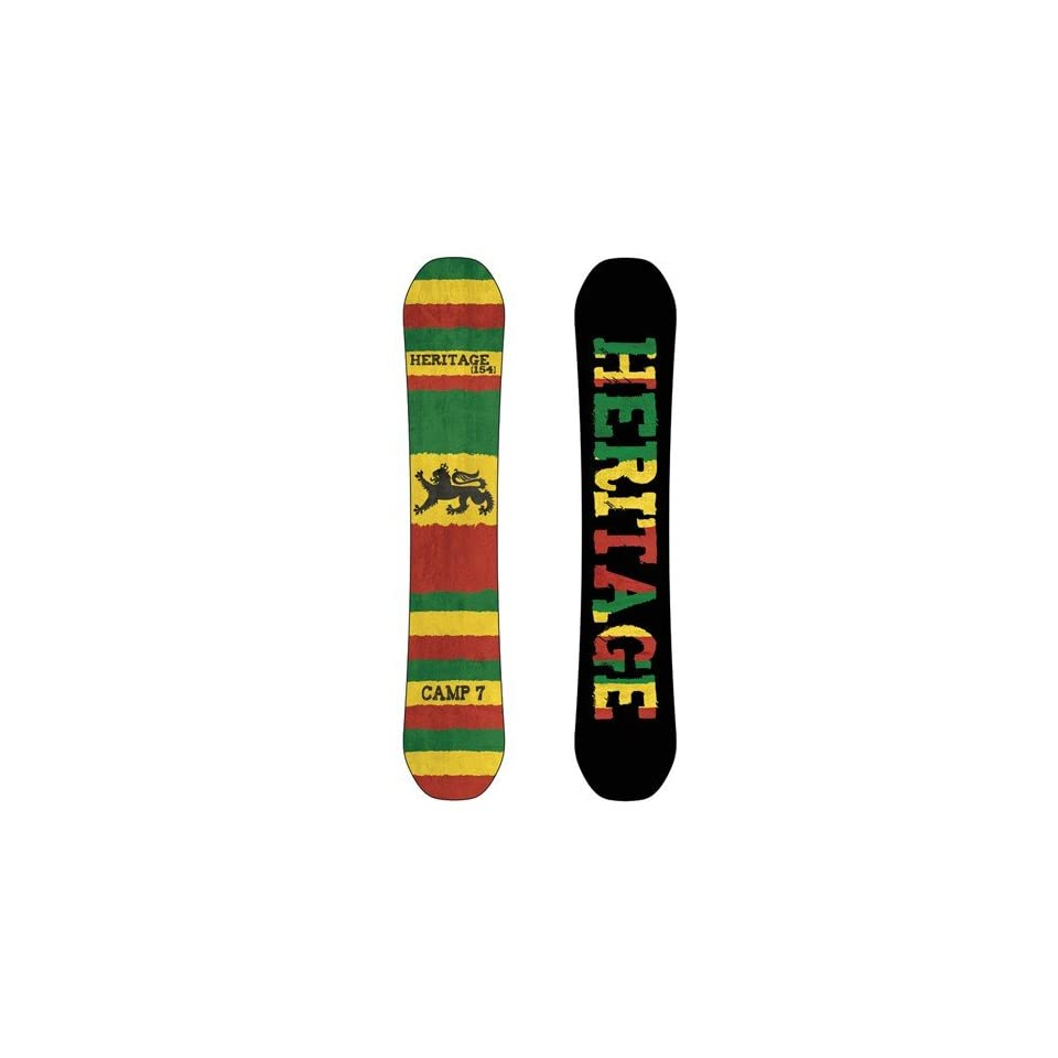 6ab3add5f36 Camp Seven 2014 Heritage CRC Snowboard Freeride Snowboards Sports   Outdoors