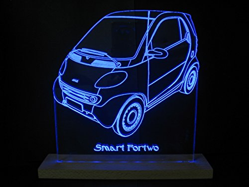 smart-fortwo-led-acrylic-edge-lit-sign-with-ac-adaptor-and-remote-control