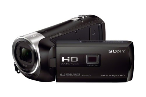 For Sale! Sony HDRPJ275/B Video Camera with 2.7-Inch LCD (Black)