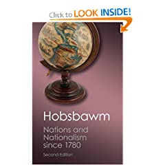 Nations and Nationalism since 1780: Programme, Myth, Reality (Canto Classics) by E. J. Hobsbawm