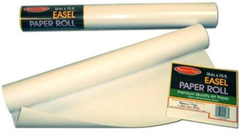 Melissa & Doug Deluxe Easel Paper (3 pack bundle)