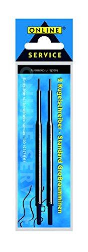 Online 40004/3-stylo-bille-noir-taille m