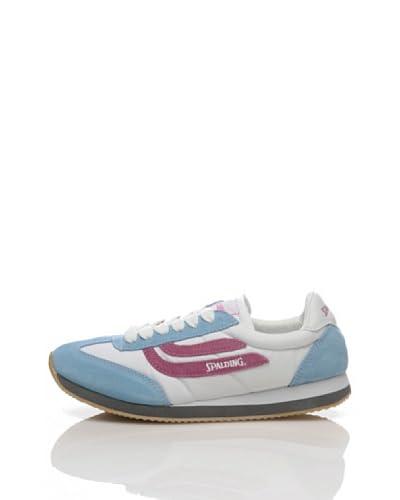 Spalding Sneakers Velazquez [Blu/Arancione]