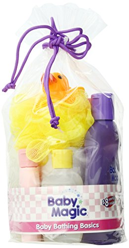 Baby Magic Baby Bathing Basics Gift Set (Pack of 2) - 1