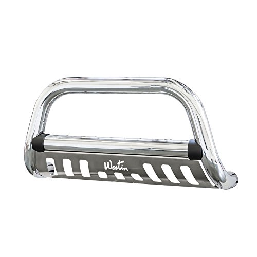 Westin 32-1600 Ultimate Chrome Stainless Steel Grille Guard (2014 Toyota Tacoma Grille Guard compare prices)