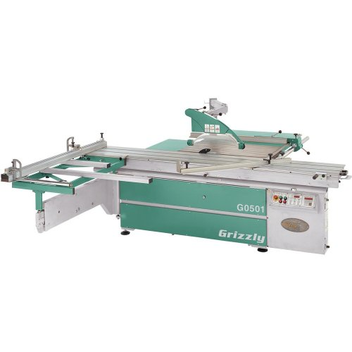 Grizzly g0501 14 sliding table saw sliding table saw sale for 10 foot sliding table saw