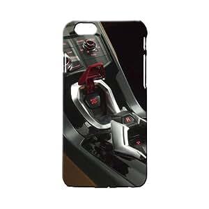 BLUEDIO Designer 3D Printed Back case cover for Apple Iphone 6/ 6s - G1104